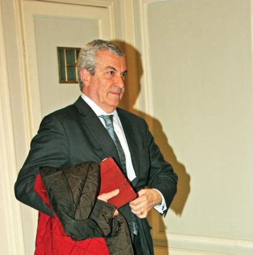 Tariceanu RICA PETRESCU1 495x500 Atat Udrea, cat si Tariceanu il contrazic pe Iohannis: O minciuna/A fost nu doar urmarit penal, ci chiar invinuit