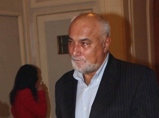 VOSGANIAN foto Rica Petrescu 672x500 Ce functii au primit Chitoiu si Vosganian in partidul condus de Tariceanu