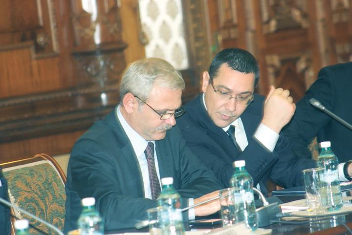 dragnea ponta rica petrescu Ponta, despre demisiile in alb ale ministrilor: E ilegal, inseamna ca ii santajezi!