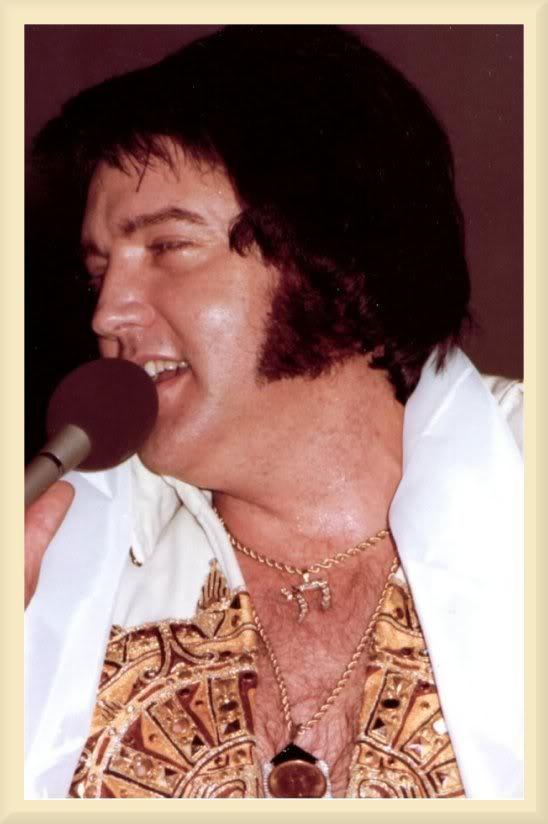 Was Elvis Fat 40