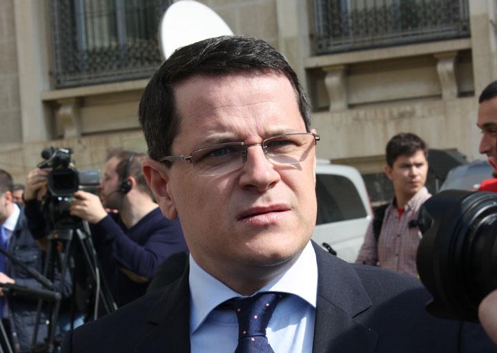 Eduard Hellvig RICA PETRESCU Seful SRI, la Parlament: Serviciul n a fost implicat in proteste