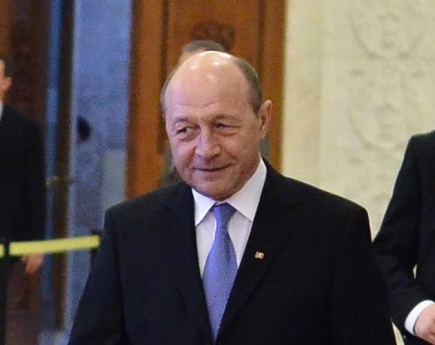 Traian Basescu Discurs Parlament Narcis Pop 10 1 629x500 Basescu spune ca merge la audieri, la Parlament, dar invoca doua conditii