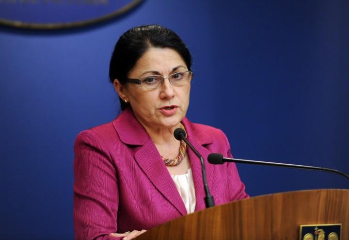 ecaterina andronescu 720x495 Oficial. Ecaterina Andronescu, din nou in fruntea Ministerului Educatiei