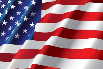 steag SUA 350x235 Baschetbalisti injunghiati la Braila. Reactia Ambasadei SUA la Bucuresti