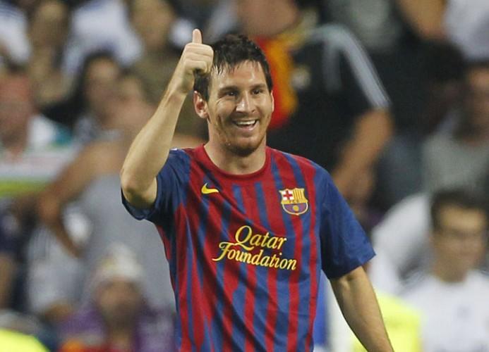 Messi agerpres 5526321 693x500 UEFA CHAMPIONS LEAGUE: Barcelona   Bayern 3 0. Messi si a executat mentorul!