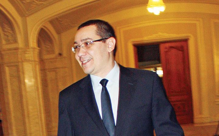 VICTOR PONTA RICA PETRESCU Ponta vorbind despre noul proiect: nu mi am propus sa rup PSD ul