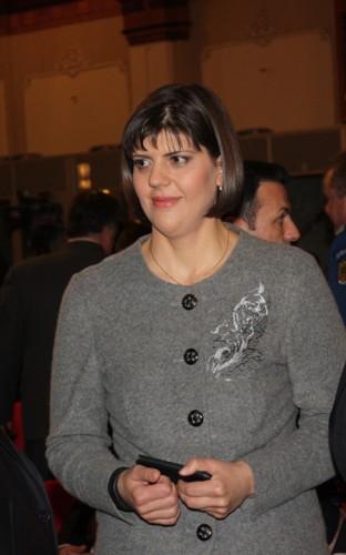 codruta kovesi   RICA PETRESCU 312x500 Laura Kovesi, chemata la Parlament saptamana viitoare