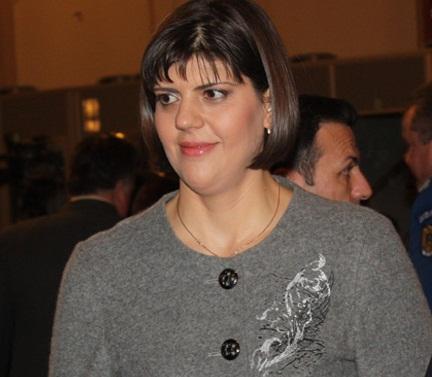 codruta kovesi   RICA PETRESCU1 Laura Codruta Kovesi, drumetie de week end la Cetatea Devei