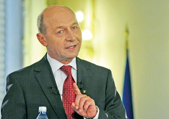 TRAIAN BASESCU FANE 100 Cum comenteaza Basescu ipoteza redeschiderii unuia dintre dosarele sale