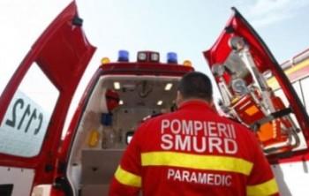 ambulata smurd 350x222 Doi oameni au murit intr un accident, in Capitala
