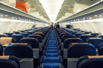 avion3 350x231 Aterizare de urgenta in cazul unui avion plecat din Bucuresti