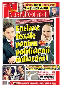 pag 01 mic page 0011 Rasfoieste editia tiparita a ziarului NATIONAL