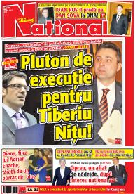 pag 01mic Rasfoieste editia tiparita a ziarului NATIONAL