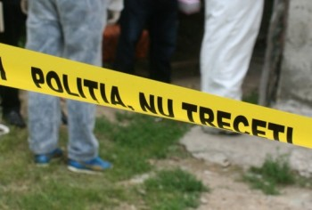 politie crima 350x236 Crima intr un apartament din Capitala