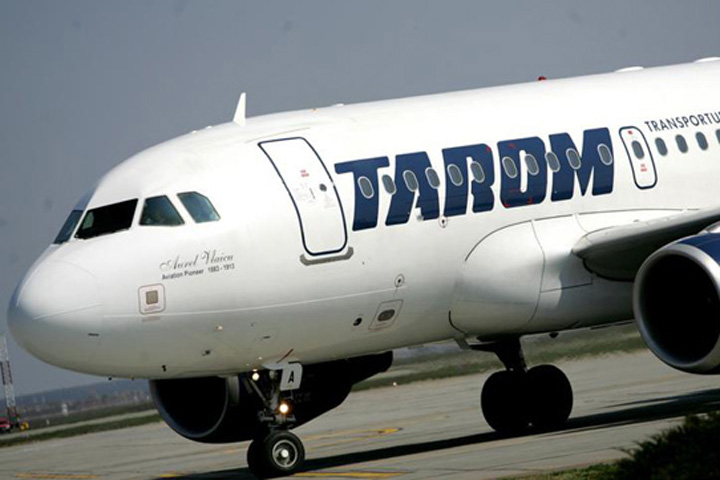 TAROM Un avion Tarom plecat spre Amsterdam s a intors din drum