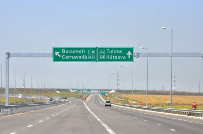 autostrada soarelui Se fac lucrari pe Autostrada Soarelui (A2 Bucuresti   Constanta)