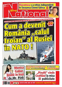 pag 01 mic page 001 2 Rasfoieste editia tiparita a ziarului NATIONAL