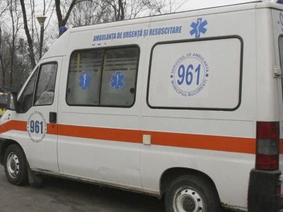 salvare1 Explozie pe un santier din Galati: doi muncitori la spital