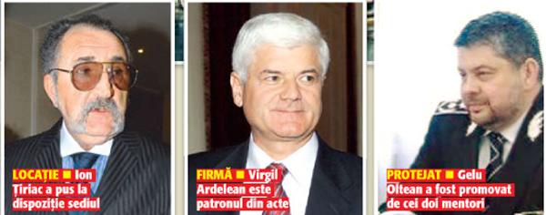 """2223 Ion Tiriac, """"Vulpea"""" Ardelean si Gelu Oltean si au tras """"Doi s' un sfert"""" privat!"""