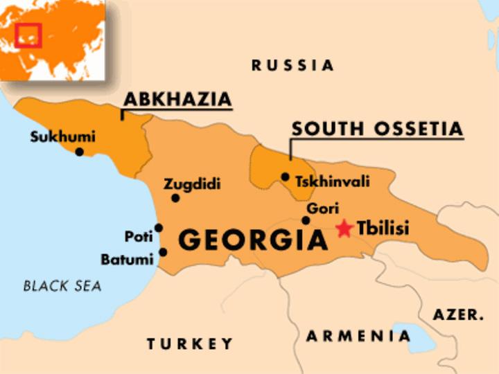 Abhazia si Osetia de Sud s-ar alipi la Rusia | Ziarul National