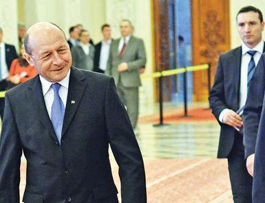 Traian Basescu Discurs Parlament Narcis Pop 151 Basescu: In momentul de fata nu exista o motivatie sa trimiti Bugetul inapoi