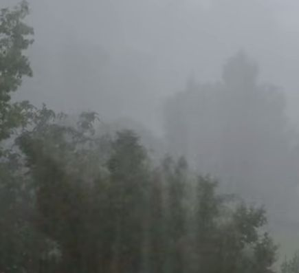 furtuna Ploua torential: Capitala, sub COD GALBEN de vreme severa