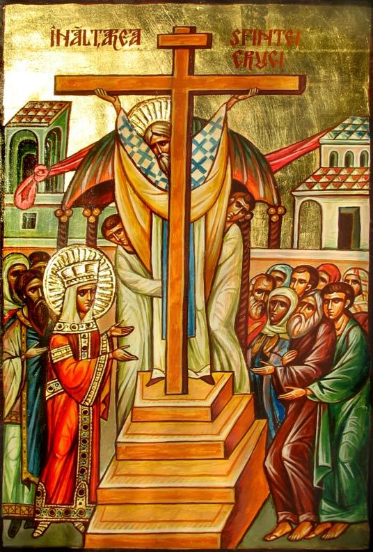 inaltarea sfintei cruci Inaltarea Sfintei Cruci   zi de post