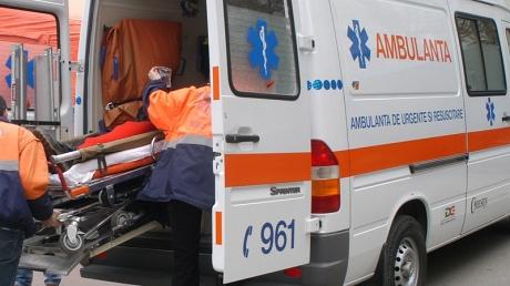 masina salvare Lovita pe o trecere din Mamaia. Femeia a murit