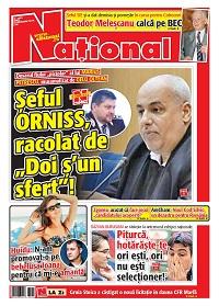 pag 01 mic page 001 5 Rasfoieste editia tiparita a ziarului NATIONAL