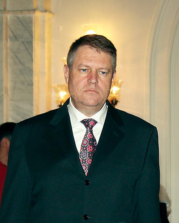 Klaus Iohannis RICA PETRESCU Iohannis: Rolul Romaniei este de a fi un reper de stabilitate in zona