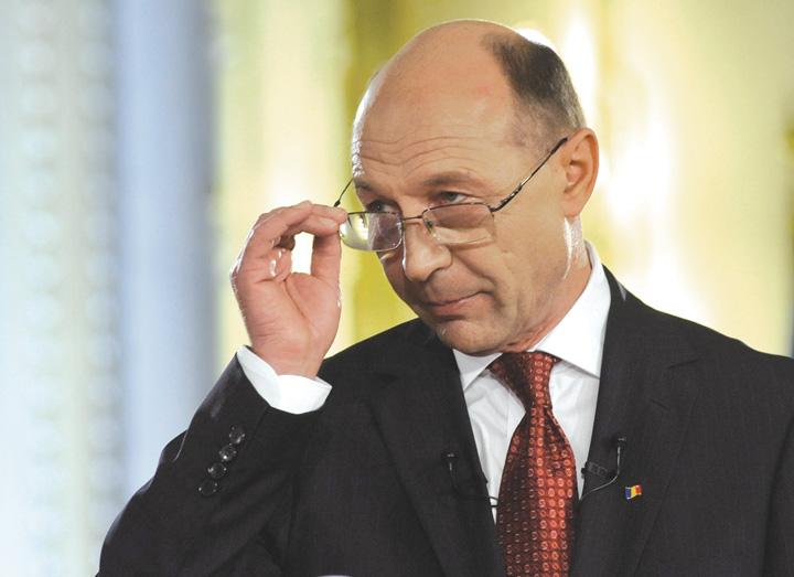 TRAIAN BASESCU FANE 126 Basescu, nou atac la primul ministru. Oglinda cu 23 de puncte