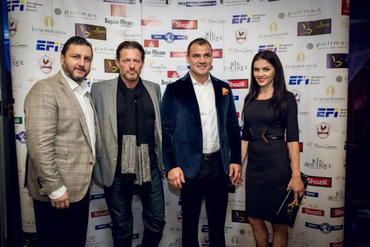 ionut iftimoaie costas mandylor 720x480 Ionut Iftimoaie si Leonard Doroftei, premiati la gala Celebrity Awards   FOTO