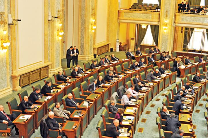 plen Senat Senatorii au aprobat infiintarea partidelor politice cu cel putin trei membri