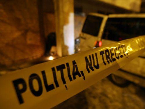 politie crima1 Tanara impuscata de sot, in Capitala. Barbatul, gasit mort