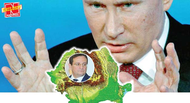 putin1 Contraspionajul in alerta maxima: Rusii cumpara tot!