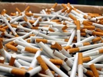 tigari2 350x262 Verificari si zeci de audieri in Capitala, din cauza unor tigari
