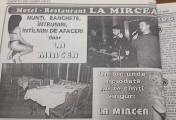 """LaMircea0 """"La Mircea"""", clubul de striptease care ascunde secretele """"baronilor"""""""