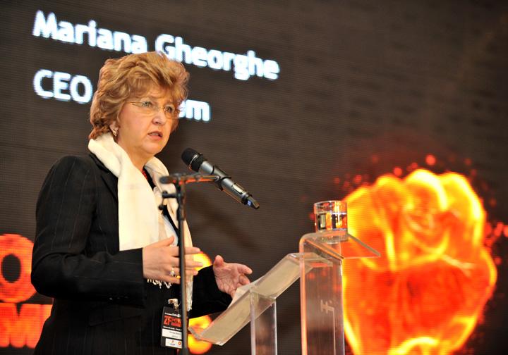 Mariana Gheorghe Petrom Agerpres Petrom si BRD, lovite de supraacciza si recesiune