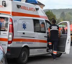 salvare Accident cu doi raniti pe DN 2, la Sinesti