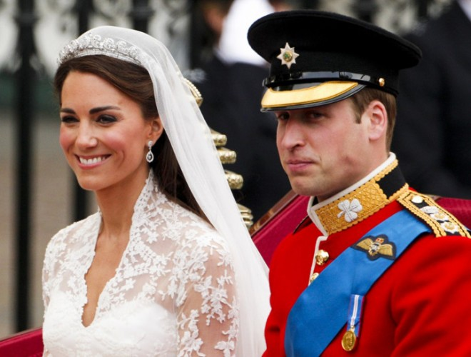 Prince William and Kate Middleton 660x500 Ducesa Kate, internata de urgenta la spital. Va aduce pe lume un nou mostenitor!