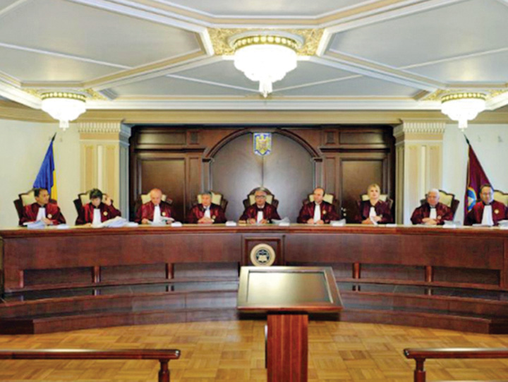 ccr1 CCR judeca in mai sesizarea PNL fata de hotararea Senatului in cazul Sova
