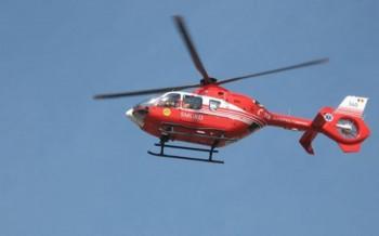 elicopter smurd1 350x218 Accident cu mai multi raniti pe DN2, in judetul Iasi