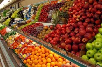 fructe legume 350x232 Citricele si fructele proaspete s au scumpit cel mai mult luna trecuta