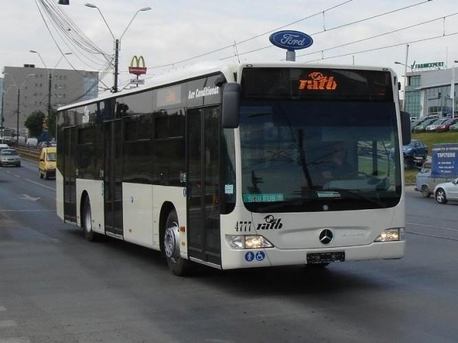 ratb autobuz 666x500 Cum vrea primarul Firea rezolve problema aglomeratiei din zona scolilor