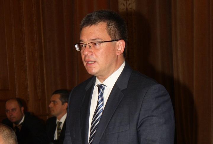 ungureanu Rica In PSD se joaca leapsa coruptiei