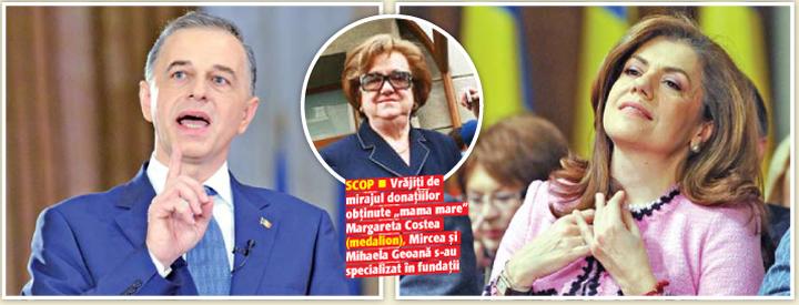 2 33 Milioane de euro plimbate prin circuitul ONG urilor lui Mircea Geoana