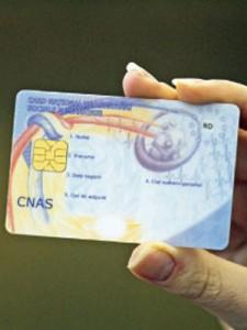 card sanatate 225x300 Au fost probleme cu sistemul informatic al CNAS