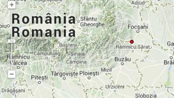 cutremur luni vrancea 350x197 S a cutremurat pamantul in Vrancea! Seismul a avut loc duminica la amiaza