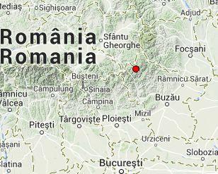 cutremur vrancea ianuarie Cutremur de peste 4 grade in Vrancea!