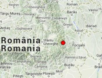 cutremur vrancea miercuri 350x269 Nou cutremur in Vrancea   judetul Buzau!